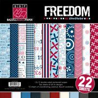 Freedom   Bazzill Basics Paper
