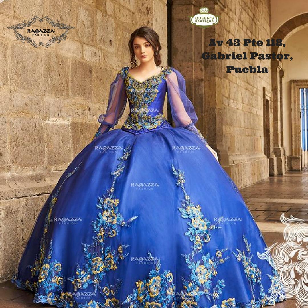 La Mejor Moda Xv Años Vestidos Xv Coleccion Ragazza 2018