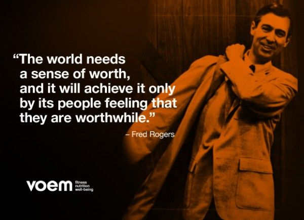 A Beautiful Day In The Neighborhood Inspired Quotes Of Mr Rogers Quotes By Famous People Mr Rogers Quote Cool Words