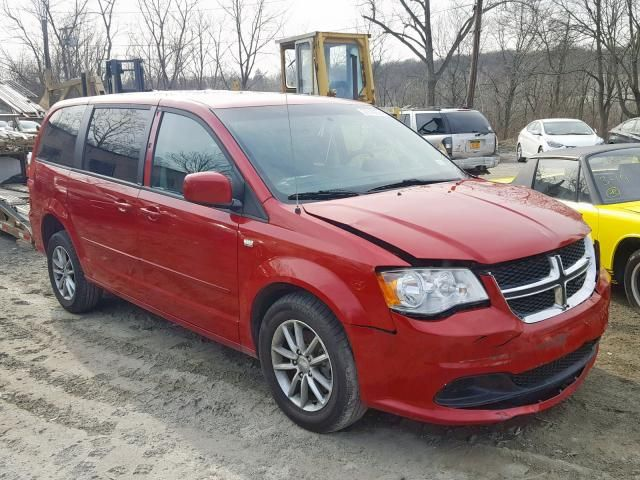 2014 Dodge Grand Caravan Handicap Accessible Salvage Auction