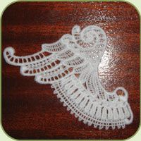 SD937 Freestanding Lace Wing