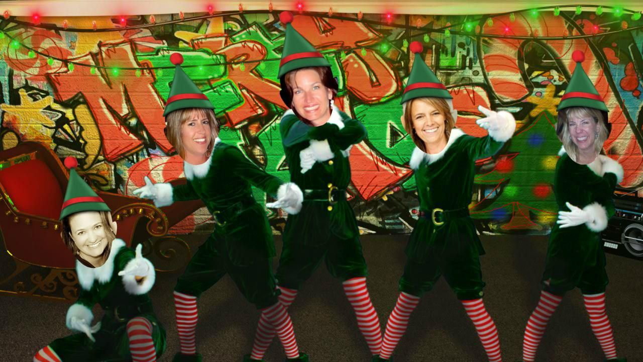 What is more fun than Jib Jab and elfing yourself for the holidays ...