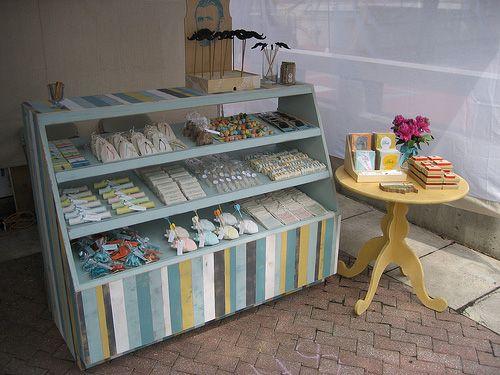 a bakery display?