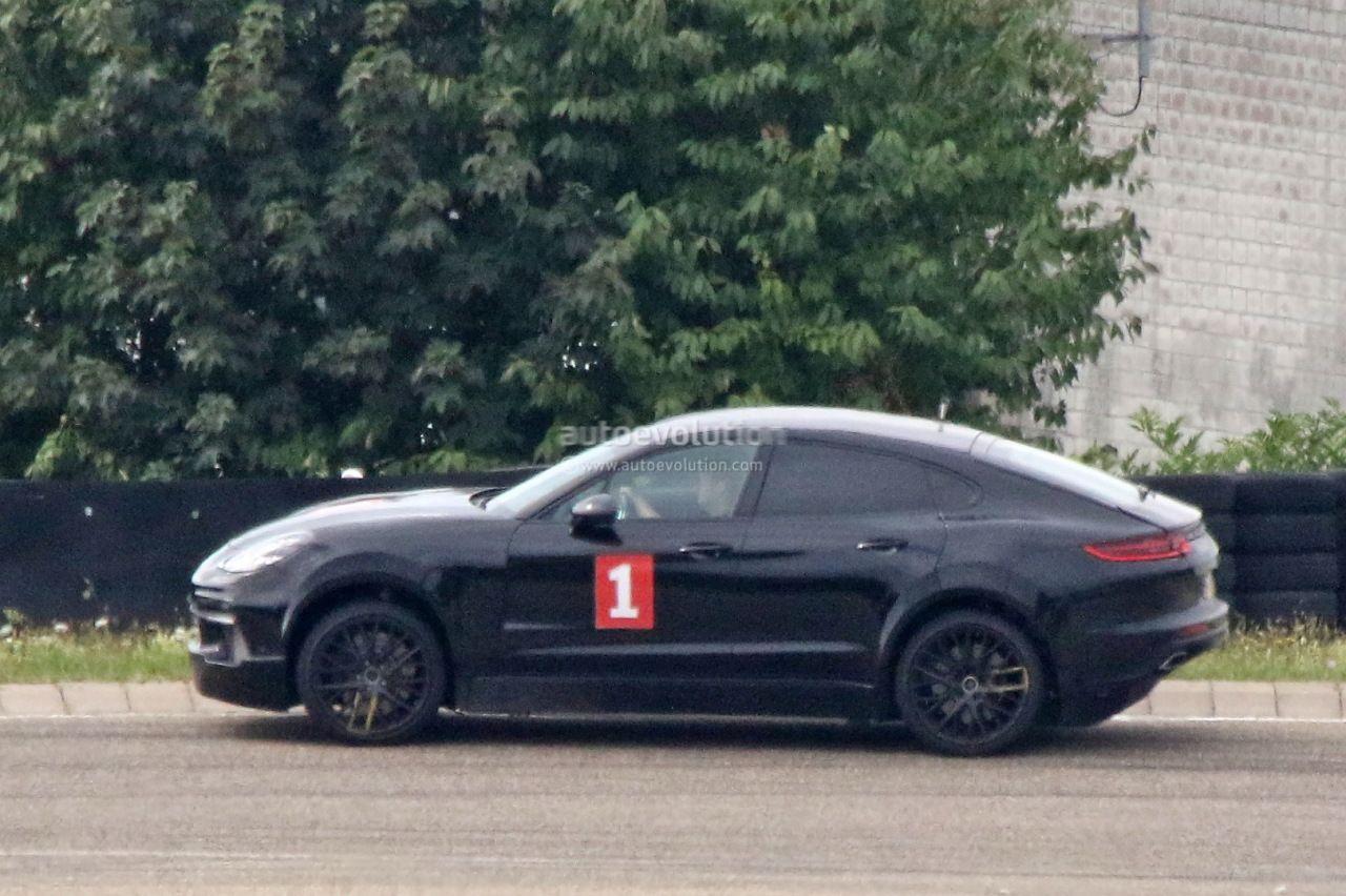 Porsche prepare en secret un Cayenne Coupe !