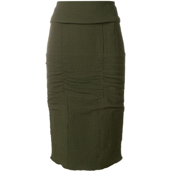 Release Dates Cheap Price panelled pencil skirt - Green Tom Ford Pay With Paypal Cheap Price Cheap Manchester lwpC02z