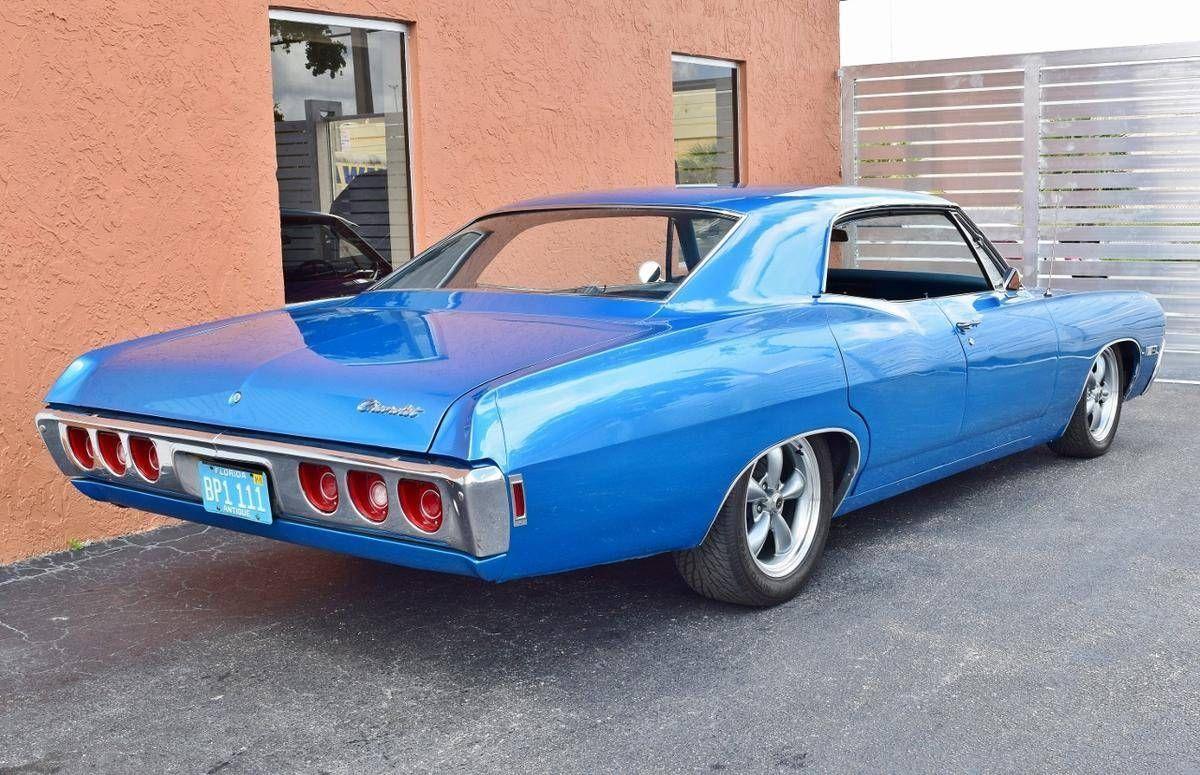 Kelebihan Chevrolet Impala 1968 Review