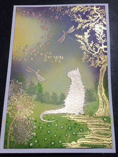 Lavinia Stamps – August Challenge Entries