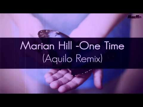 Maria Hill One Time Aquilo Remix Maria Hill Remix One Time