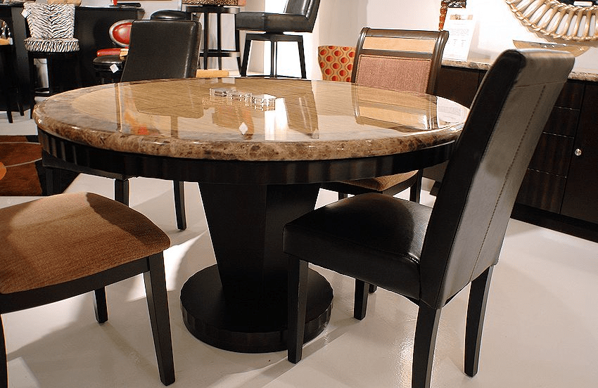 Granite Top Breakfast Table Table Pinterest Granite Table Top - Granite top breakfast table