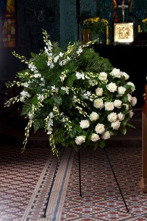 Wience Funeral Flower Arrangements Fresh Flowers Arrangements Funeral Floral Arrangements