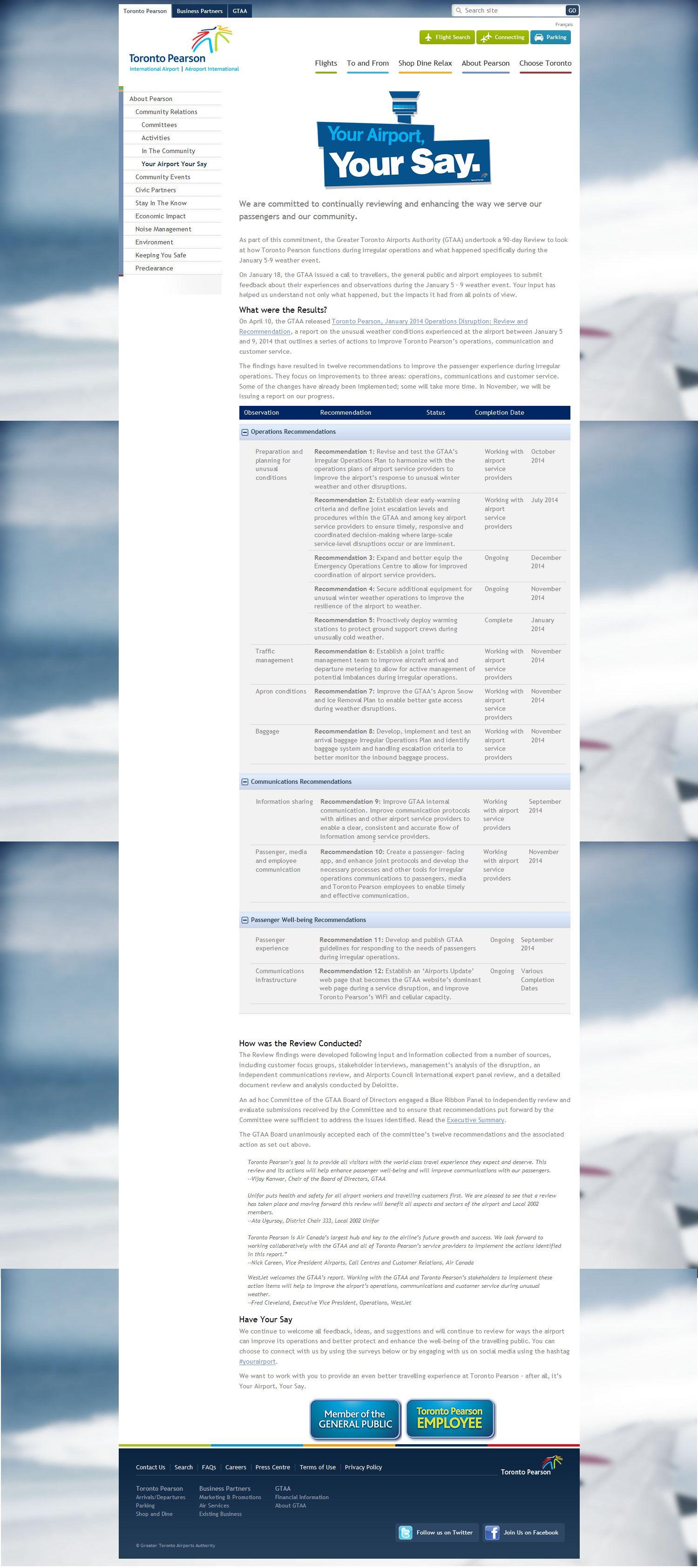 Manager Resume Desktop Screenshot