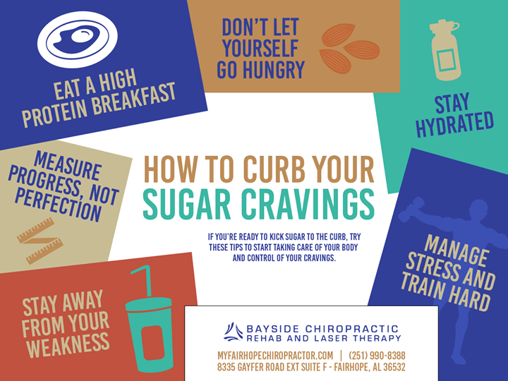 Do You Have A Sweet Tooth Sweet Cravings Health Baysidechiro Laser Therapy Rehab Therapy