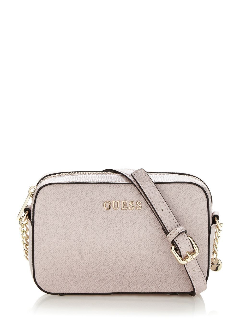 Guess | Beige Handbag | Lyst | Guess handbags, Beige