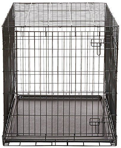 Pet Cage Playpen Metal Folding House Crate Kennel 48'' Divider Dog Cat Pets New #PetCage