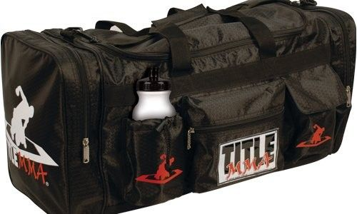 Le Mma Gym Bag