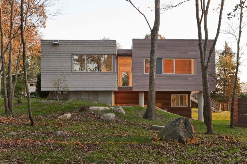 westport river house by ruhl walker architects architects and