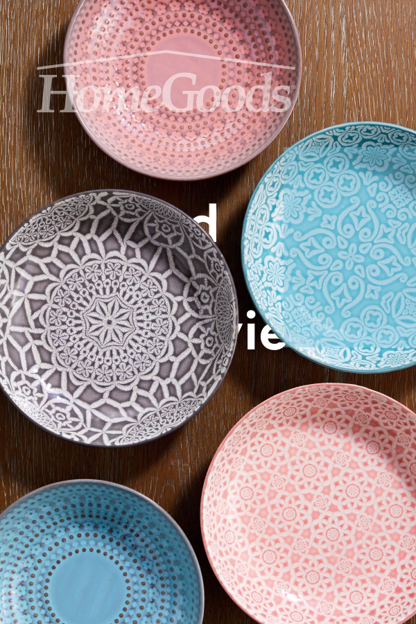 Welcome Spring With A New Selection Of Dishware Serveware Table