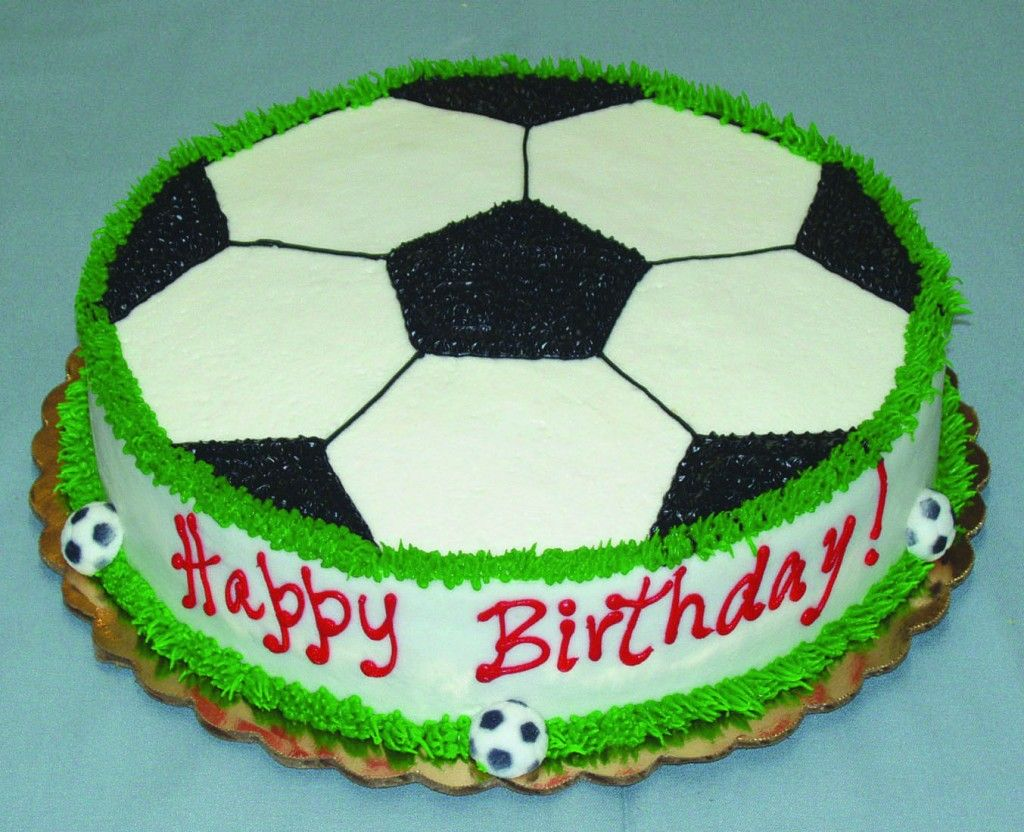 soccer birthday cake - Google Search Birthdays or ...
