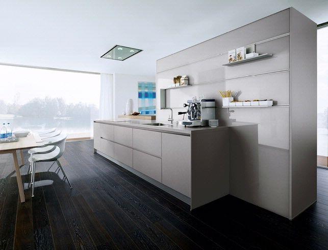NL800 Solid truffle brown Kitchens, Kitchen Designs, Worktops