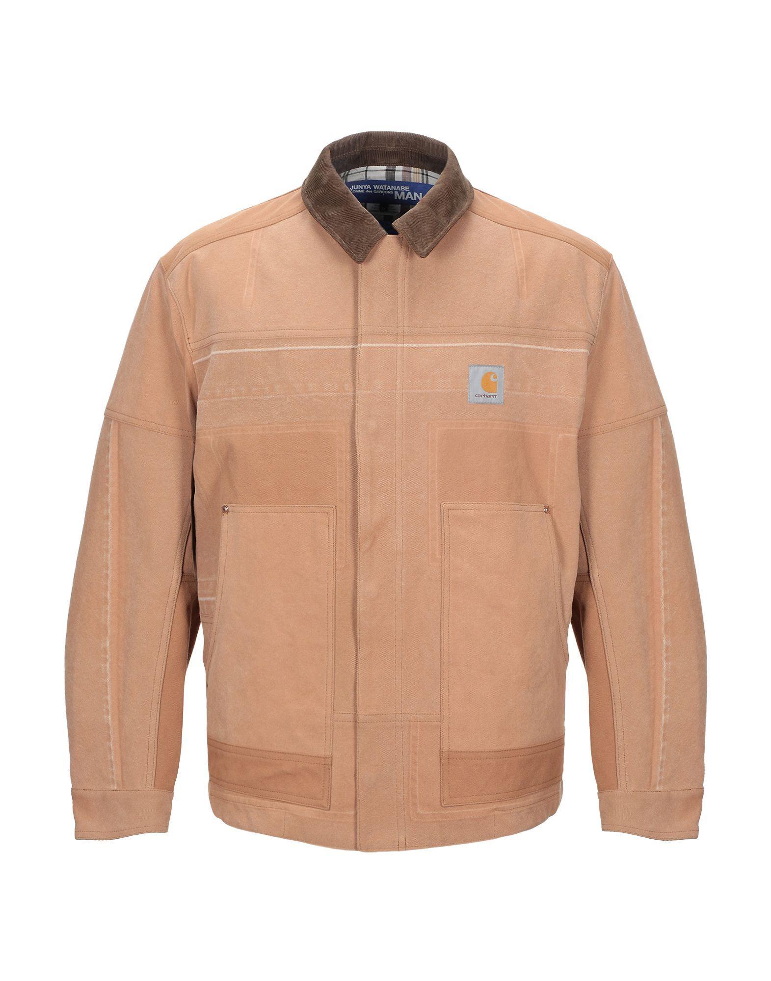 Carhartt Jackets In Brown Modesens Carhartt Jacket Jackets Carhartt [ 2000 x 1571 Pixel ]