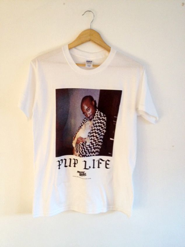 Image of PUP LIFE TEE