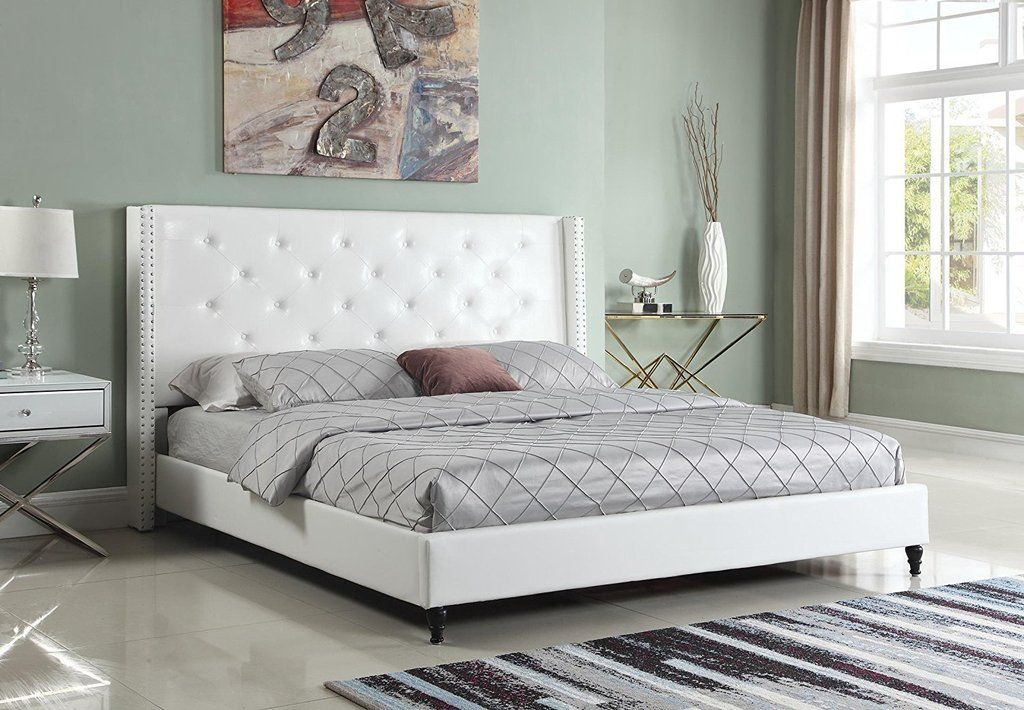 Pin by Mary on DECOR Queen size platform bed, Platform