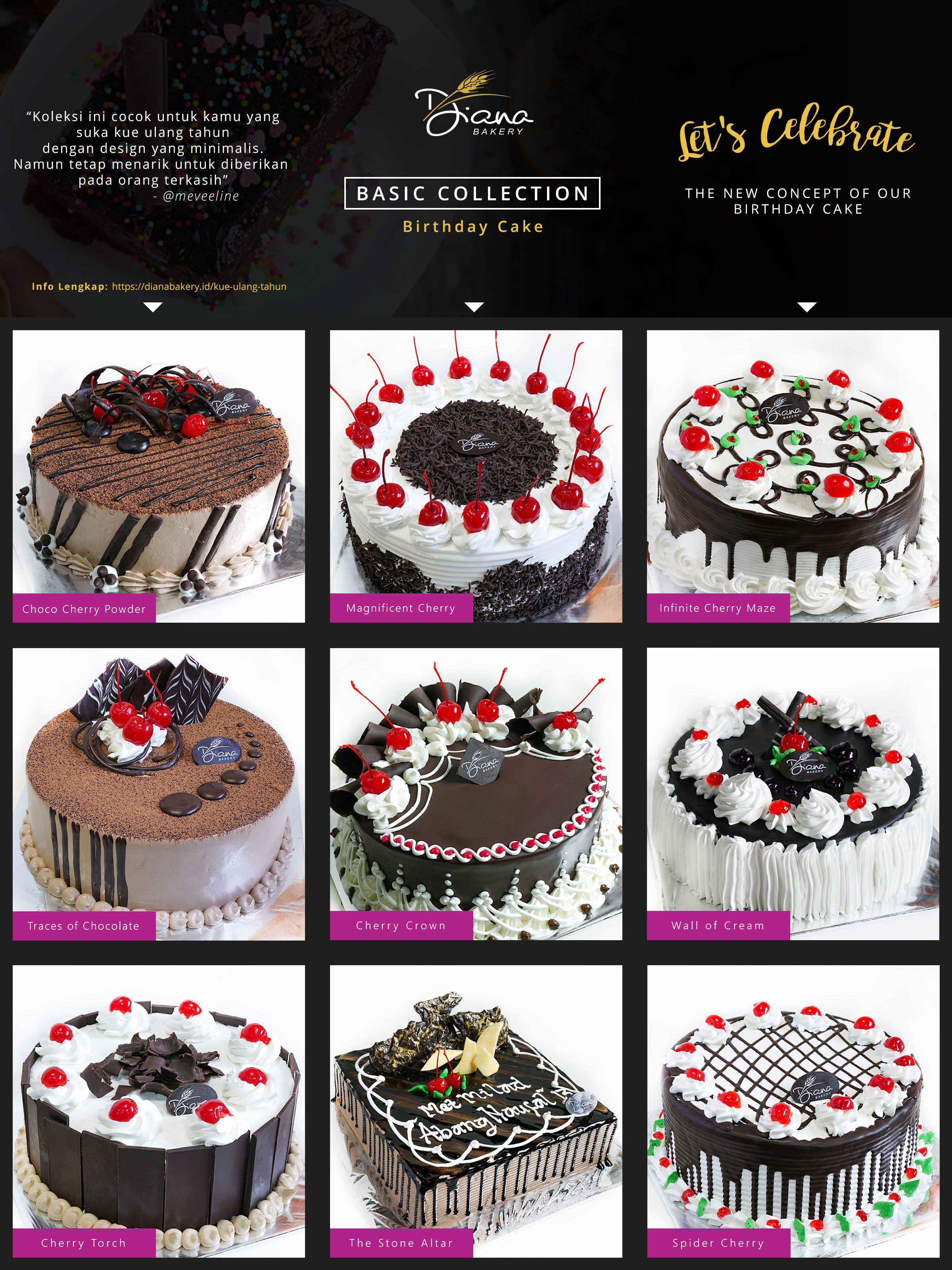 7 Gambar Koleksi Kue Ulang Tahun Jakarta Bekasi Terbaik