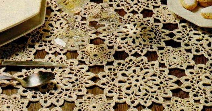 Crochet Patterns Crochet Tablecloth Patterns Gorgeous