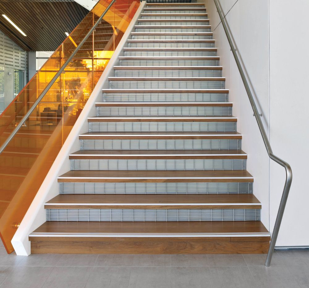 Good Metal Stair Risers