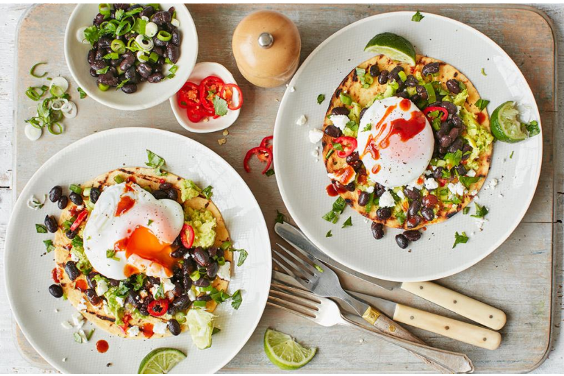 Social media marketing online income video tutorial youtube layered with black beans and creamy avocado these tostadas make a gorgeous vibrant brunch or light lunch see more mexican recipes at tesco real food forumfinder Image collections