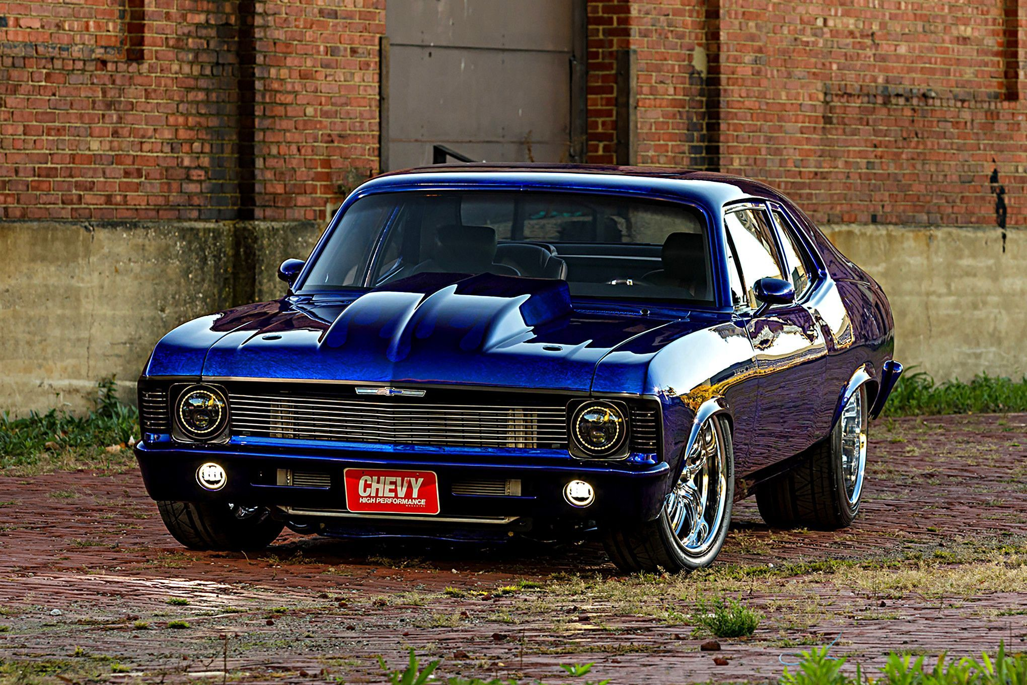 Chevy Muscle Cars >> Pin By Randy O Neal On Cars And Trucks I Love Chevy Nova