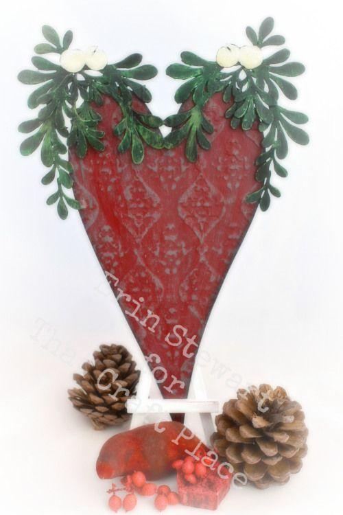Mistletoe Heart from TCP