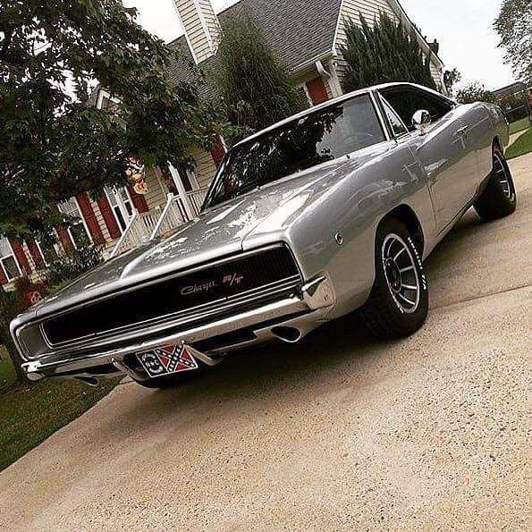 Cars, Muscle Cars, 1968 Dodge