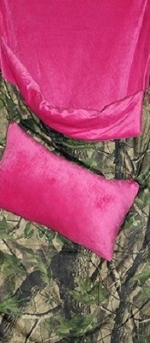 Camouflage Sleeping Bag With Pink Interior By Cozy Glamour Http Www