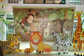 jungle safari theme party - Google Search