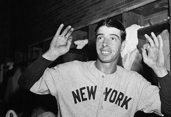 Image result for joe dimaggio 1941