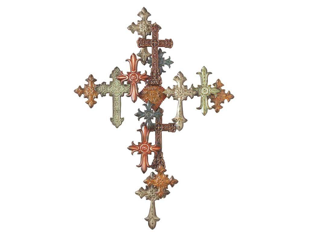 Hanging Crosses Home Home Decor Multiple Cross On