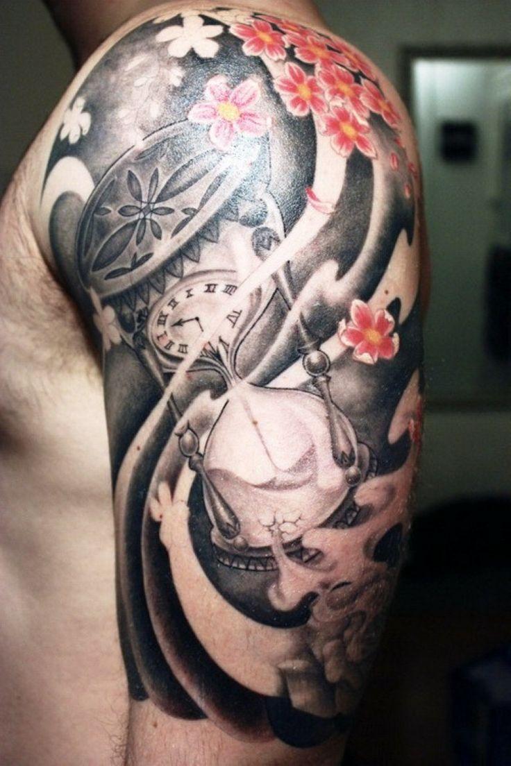 Sleeve Tattoo Designs for Men   Pretty Designs   Half sleeve ...