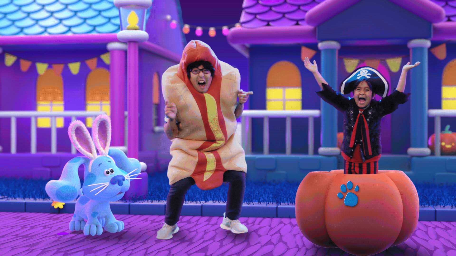 Upcoming Halloween Or Fall Campaigns 2020 Nick Jr. Halloween 2019 Campaign on Behance in 2020   Nick jr