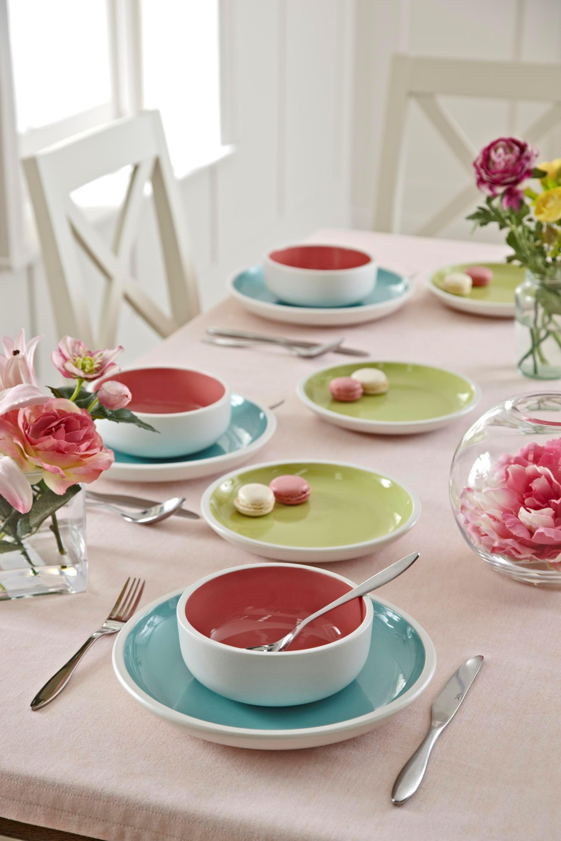 Buy Una Pastel Dinner Set from the Next UK online shop £35