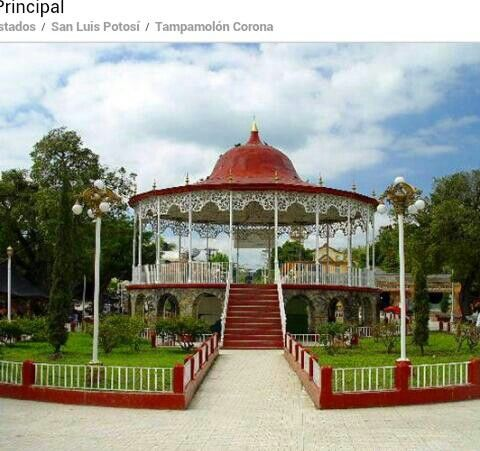 MEXICO CAMPECHE PARQUE LA INDEPENDENCIA CATEDRAL CONCEPCION PRINT POSTER MEXICAN