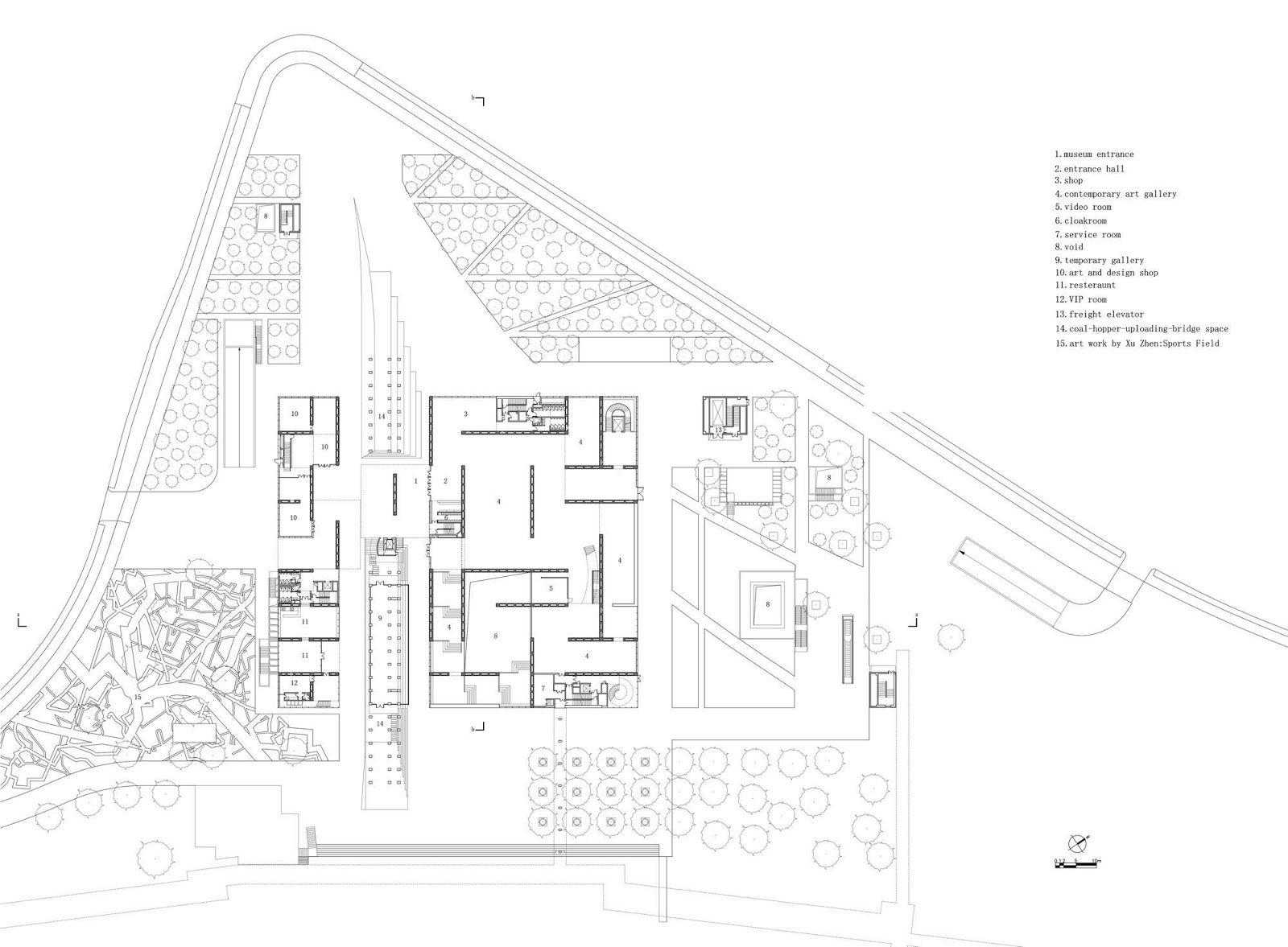 Atelier Deshaus Long Museum West Bund Shanghai 26