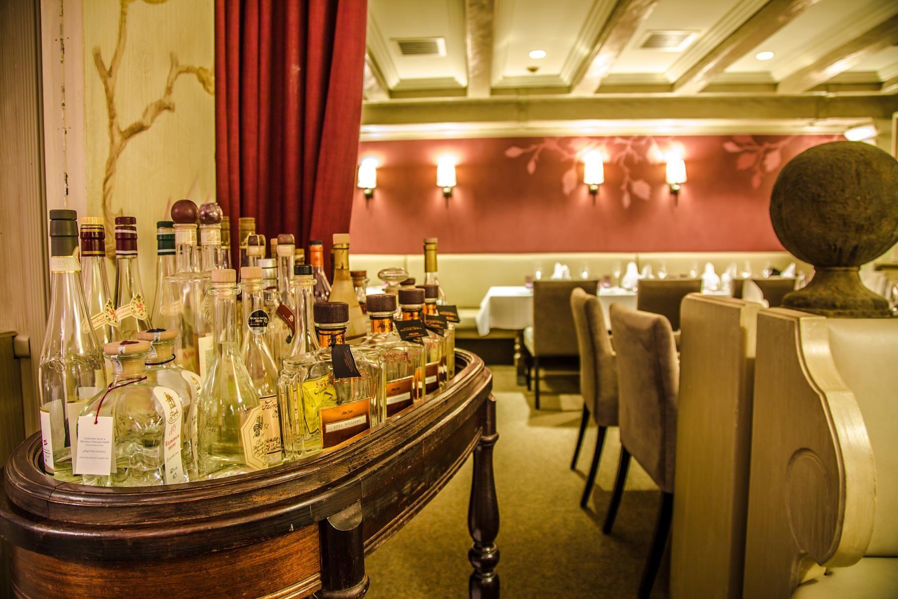 Das Waitz in Mühlheim - ein elegantes Abendrestaurant mit gediegener Atmosphäre und gehobener internationaler Küche