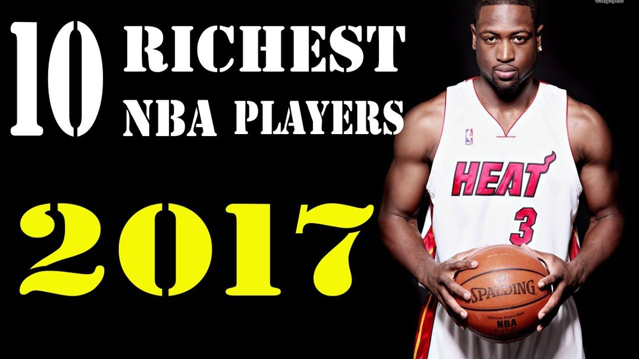 Top 10 Richest NBA (BasketBall) Players In The World 2017  27bc50b06