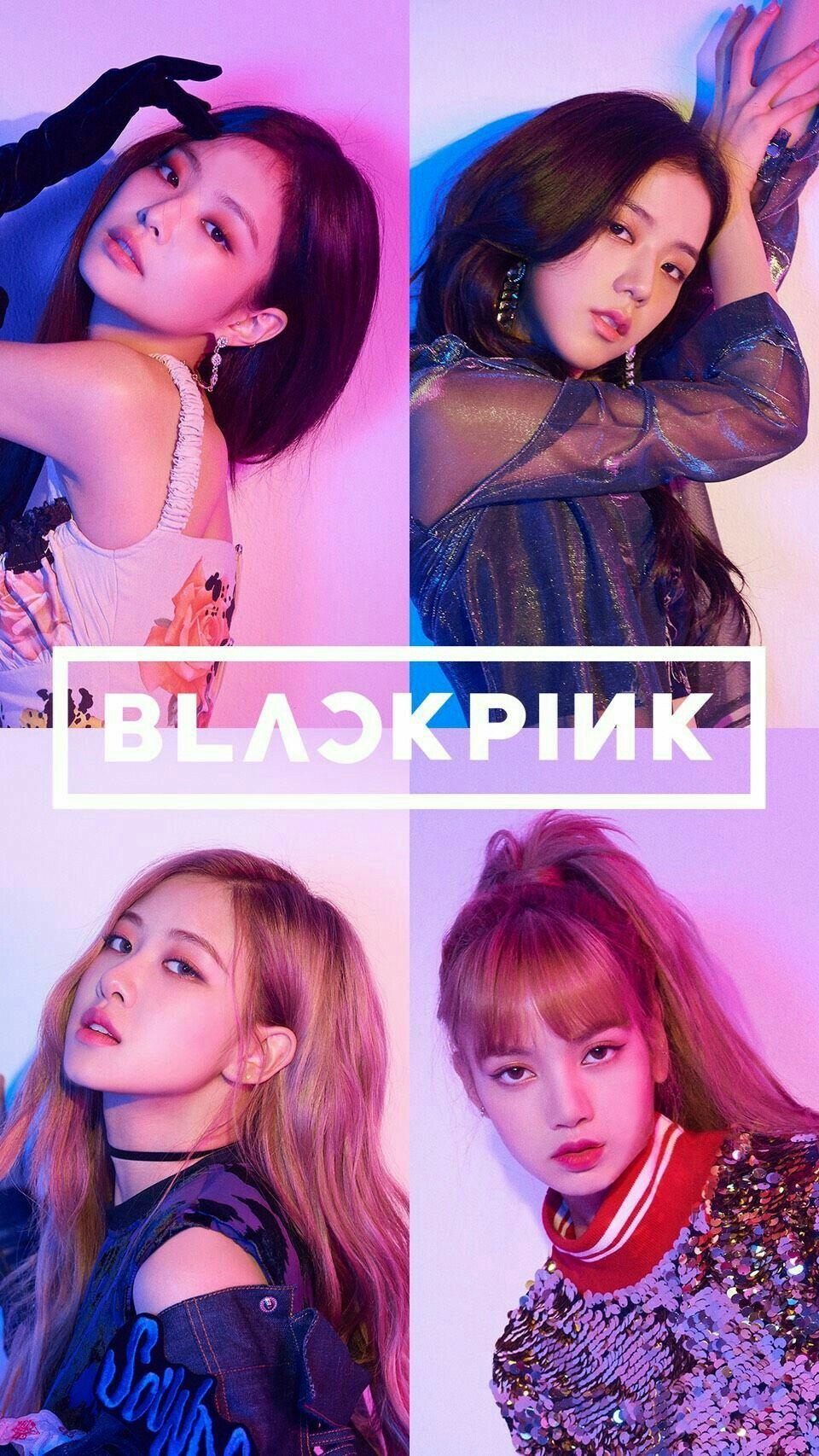 Bllɔkpiik Wallpaper Black Pink Kpop Blackpink Blackpink Fashion