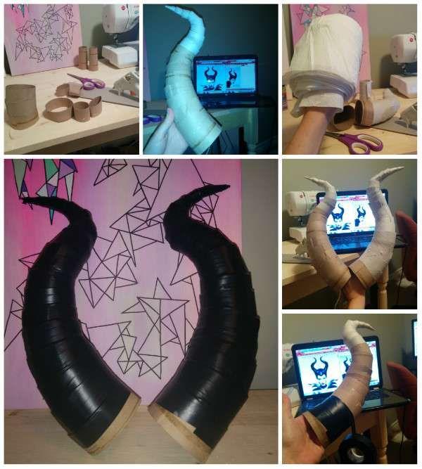 13 bricolages pour halloween avec des rouleaux de papier. Black Bedroom Furniture Sets. Home Design Ideas