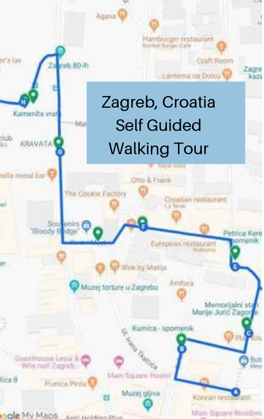 Pin By Dace On Travel In 2020 Zagreb Croatia Travel Guide Croatia