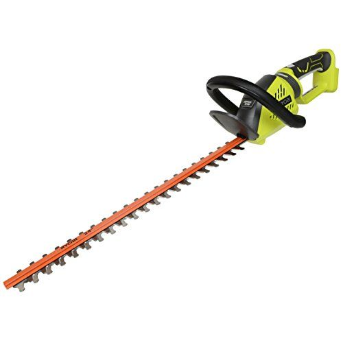 Power Hedge Trimmers - Ryobi RY24602 24Volt 24 in Lithiumion