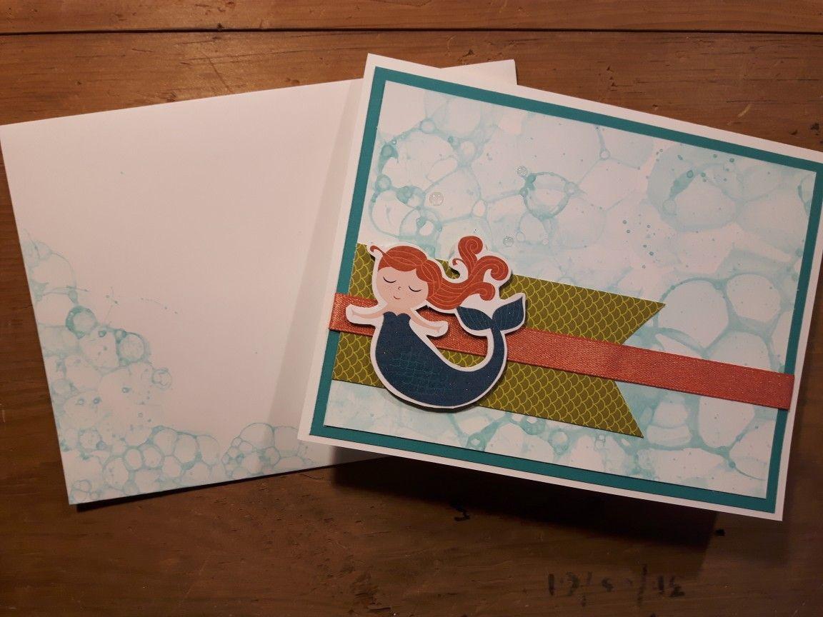 Catalogue Occasion, papier design au Pays de l'imaginaire, technique de bulle #Stampinup https://www.facebook.com/carterieNaomietFilles/