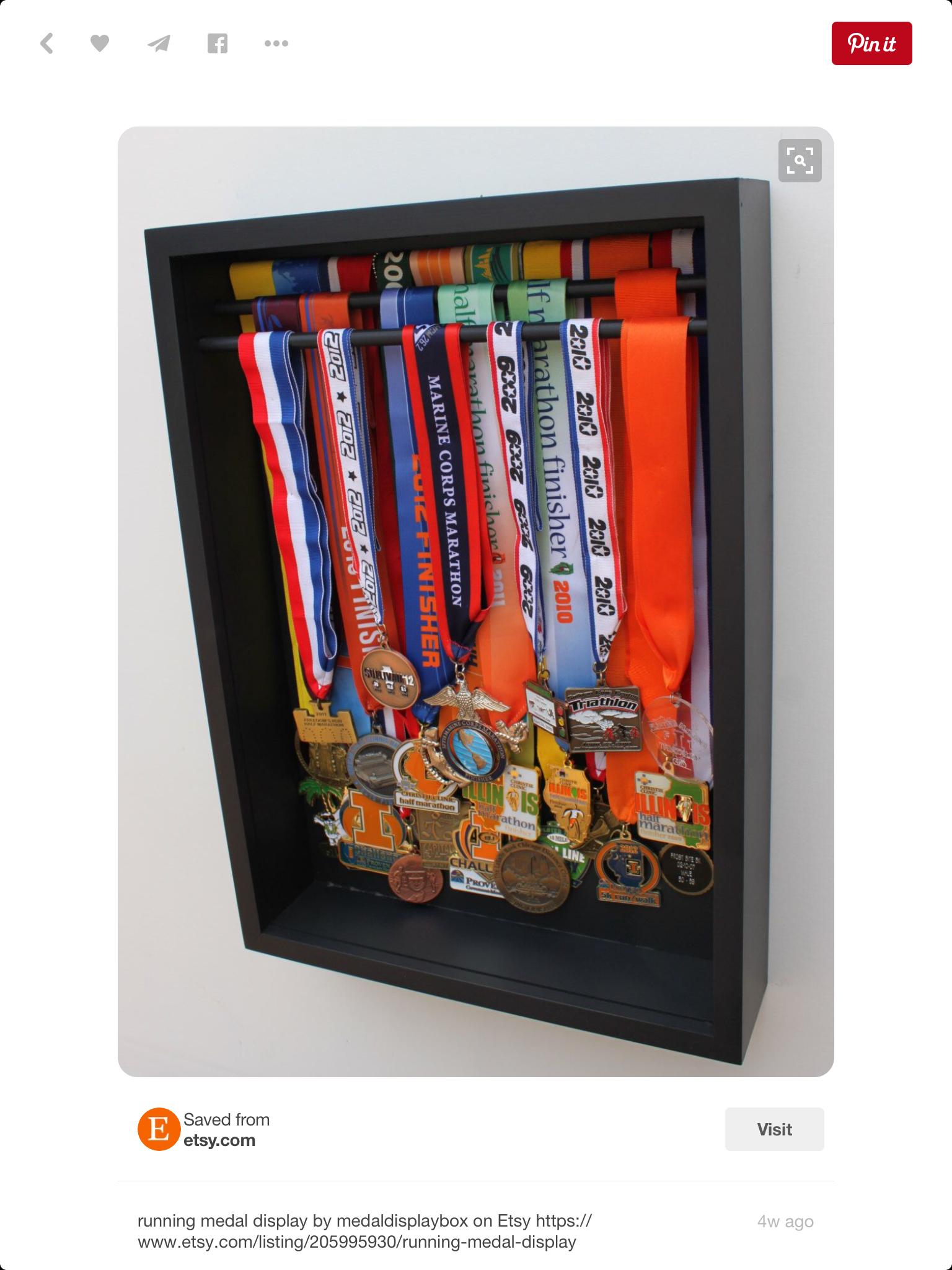 Medal display case | Brewhouse | Pinterest | Wohnideen